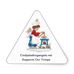 Cindy's Baking Angels Zazzle